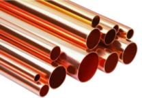 Alloy UNS C12000 Deoxidized Low Phosphorous (DLP) Copper Tube CLI Industrial Straight Length