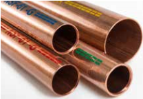 Cambridge Lee Copper Plumbing Tube Hard Drawn Straight Lengths / Soft Annealed Coils